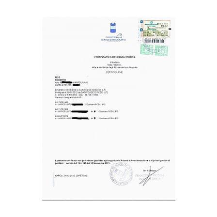 certificato-di-residenza-storico
