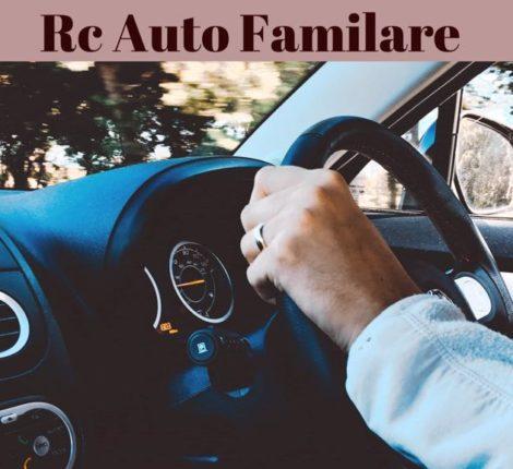 Rc Auto Familiare 2020